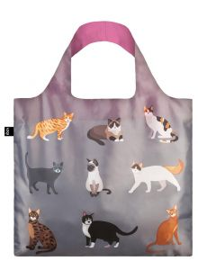 Torba LOQI Cats Meow Bag